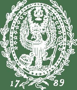 Georgetown University seal.